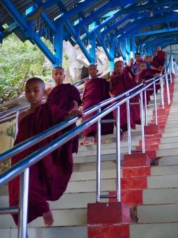 Popa Taungkalat Monastery