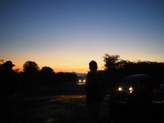 Bagan, Sunrise
